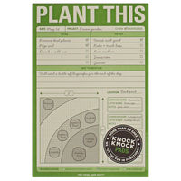 Plant This Notepad on Wantist