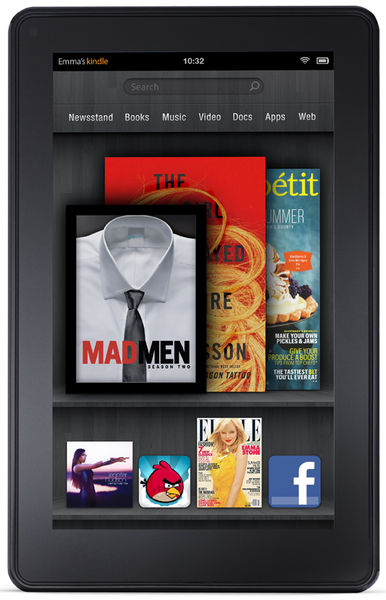 Kindle Fire by Amazon on Wantist