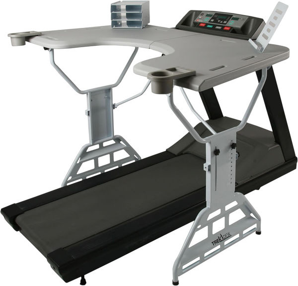 TrekDesk Treadmill Desk 6