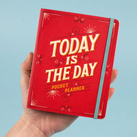 Today Is The Day Pocket Planner 1