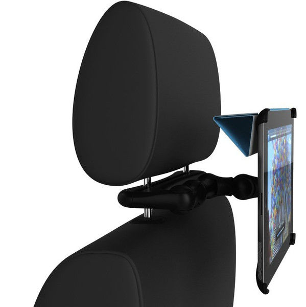 Coulvue Backseat Stand for iPad2 on Wantist