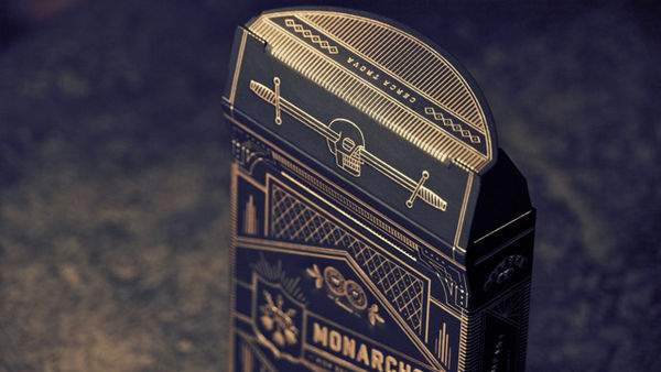 Monarch Premium Card Deck 6