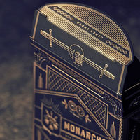 Monarch Premium Card Deck on Wantist