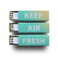 Keep Air Fresh on Wantist