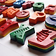Alphabet Crayons  Set of 26 6