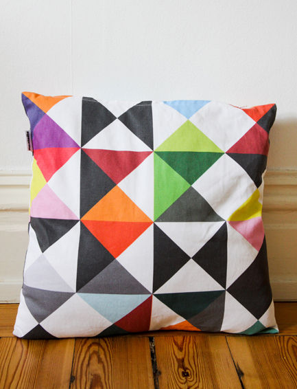 Pieces Pillow Cover by Little Studio 4