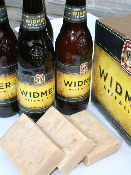 Widmer Hefeweizen Beer Soap on Wantist