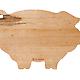 Piglet Cutting Board 1