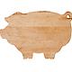 Piglet Cutting Board 2