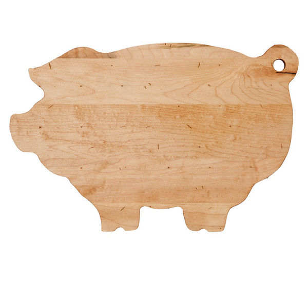 Piglet Cutting Board on Wantist