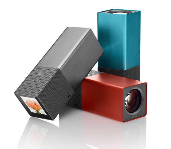 Lytro Light Field Camera 5