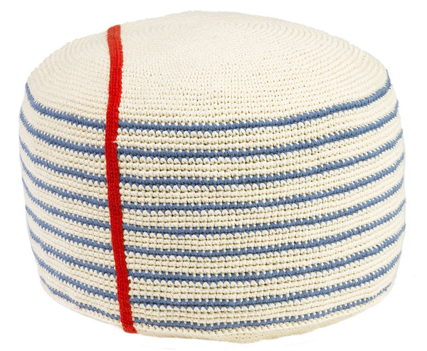 Notebook Stripe Pouf 1