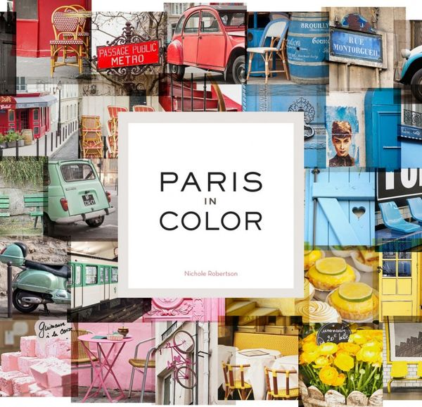 Paris In Color on Wantist