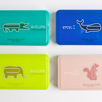 Midori Animal Paper Clips on Wantist