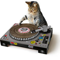 DJ Cat Scratch Turntable on Wantist