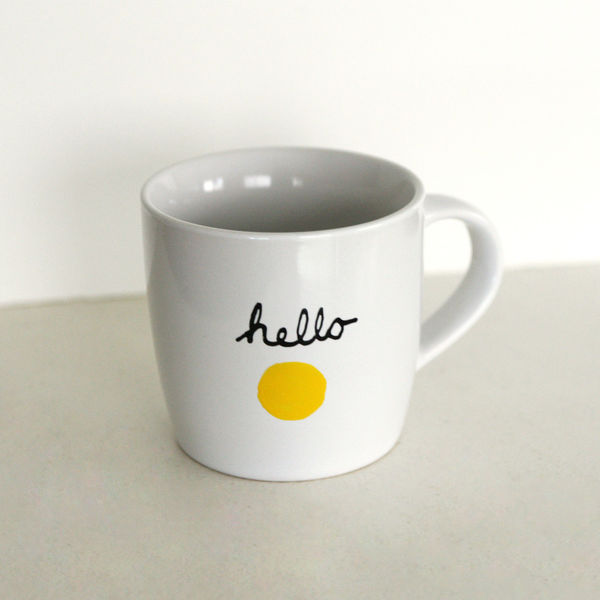 Hello Sunshine Mug 1