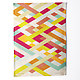 Lattice Tea Towel by Avril Loretti 4