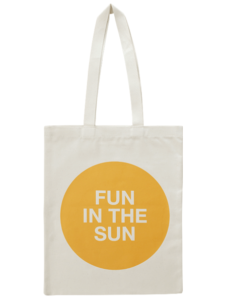 Fun In The Sun Tote Bag 3