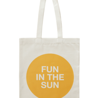 Fun In The Sun Tote Bag on Wantist
