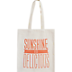 Sunshine is Delicious Tote Bag 2