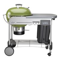 Weber Performer Grill 1