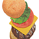 Burger Coasters – Set of 6 6