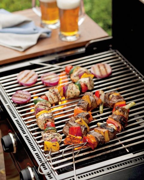 Flexible Grilling Skewers – Set of 4 on Wantist