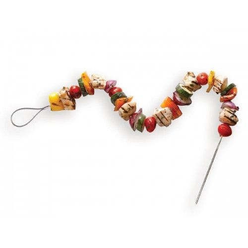 Flexible Grilling Skewers  Set of 4 7