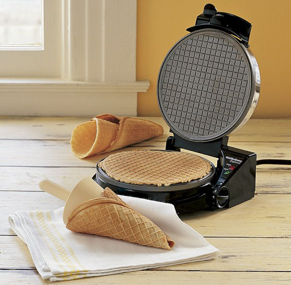 Waffle Cone Maker by Chef&#x27;sChoice 2
