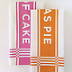 Easy As Pie Tea Towel Gift Set by Studiopatr 2