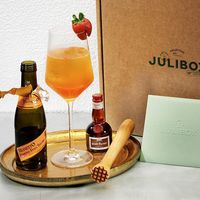 Julibox Cocktail Subscription on Wantist