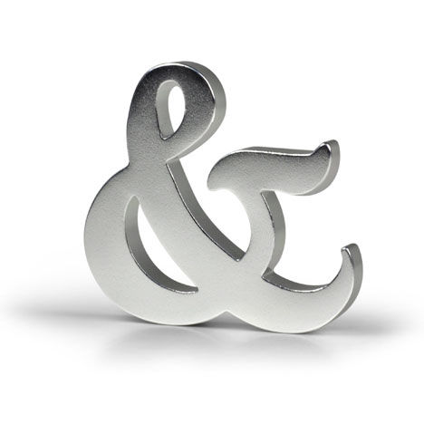 Ampersand Bottle Opener 1