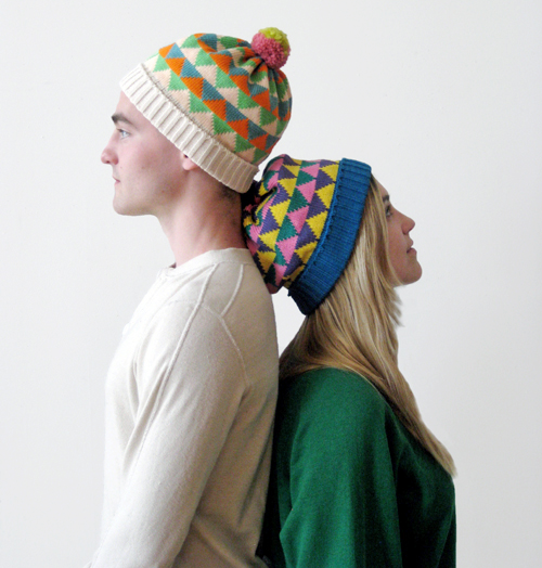 ALL Knitwear Hat by Annie Larson on Wantist
