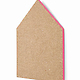 House-Shaped Pin Board by FermLiving 3