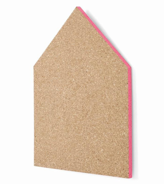 House-Shaped Pin Board by FermLiving on Wantist