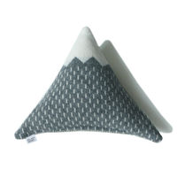 Mountain Cushion by Hillary Grant on Wantist