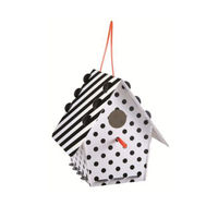 Black and White Birdhouse by Tweet Tweet Home 1