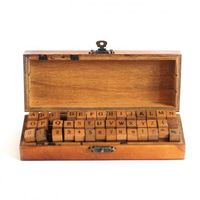Antique Stamp Set 1