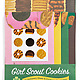 Girl Scout Stationery Set 1
