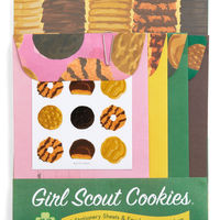 Girl Scout Stationery Set on Wantist