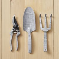 Patterned Garden Tool Set 1
