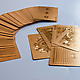 Gold Playing Cards 10