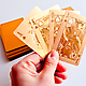 Gold Playing Cards 9