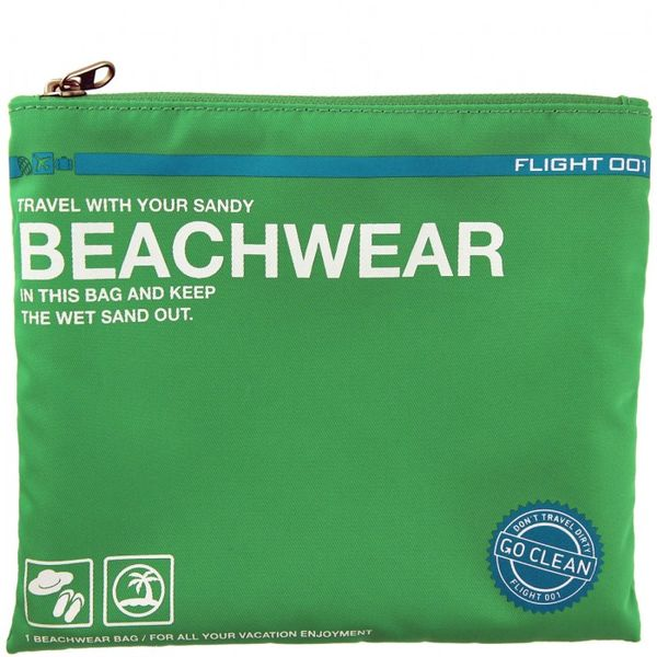 F1 Go Clean Beachwear Bag on Wantist