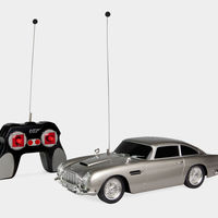 Aston Martin DB5 Remote Control Car 2