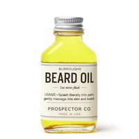 Prospector Co. Burroughs Beard Oil 1
