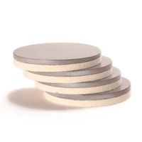 Concrete Felted Coasters by Culinarium 2