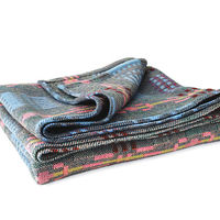 Bora Da Throw Blanket 1