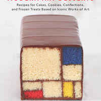 Modern Art Desserts: Recipes for Cakes, Cookies, Confections, and Frozen Treats Based on Iconic Works of Art on Wantist