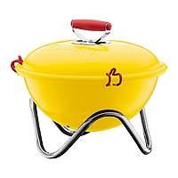 Bodum Fyrkat Picnic Grill Yellow